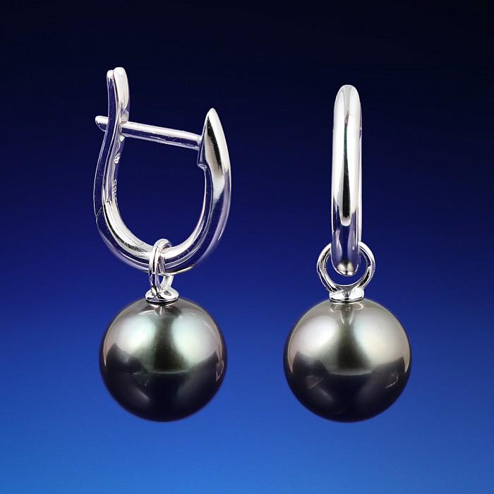275734725 Zlaté náušnice Kate s Tahitskou perlou   LEOLA.sk